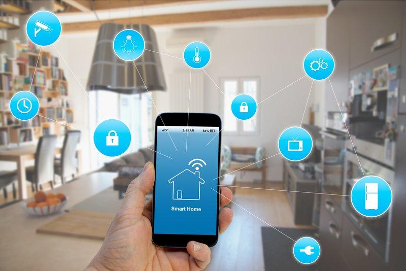 Smart Home (Illustration)